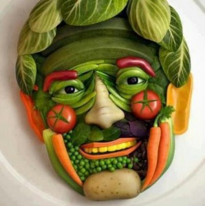 Vegetariër?