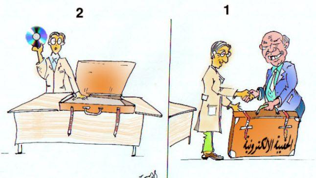 الحقيبة الإلكترونية