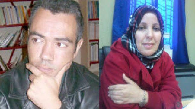 توقيع مجموعتين قصصيتين لهشام حراك وحليمة مصدق بمدينة قلعة السراغنة
