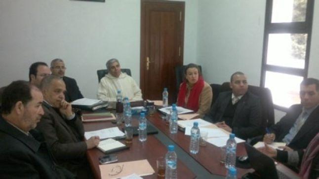 طنجة تطوان: اجتماع أعضاء اللجنة الجهوية لتنسيق وتدبير مشروع PAGESM