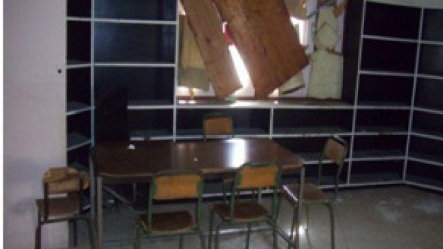 الخزانة البلدية كاوكي بآسفي تستغيث