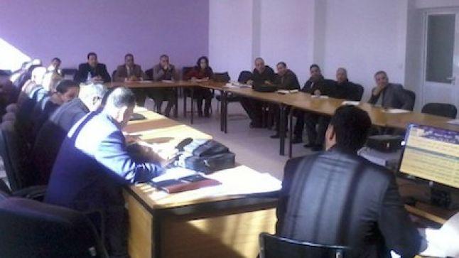 أكاديمية مكناس تافيلالت: لقاء جهوي لمواصلة التعاون والتنسيق في مجال التكوين المهني
