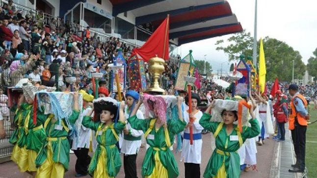 مهرجان تطوان المدرسي في نسخته الخامسة