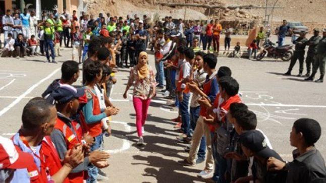 تازارين: وليد اوالطلبة و أميرة بغدي يحرزان لقب سباق الواحة