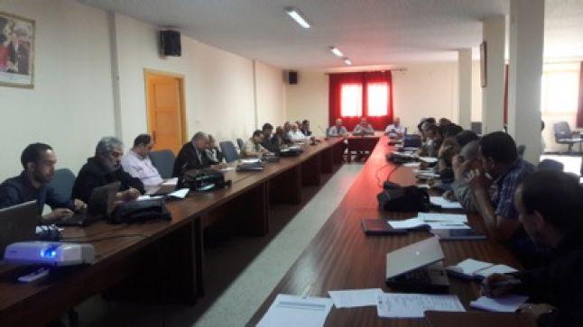 سوسة ماسة: انطلاق أشغال اللقاءات التنسيقية الجهوية لتنزيل مشاريع الرؤية الاستراتيجية 2015/2030