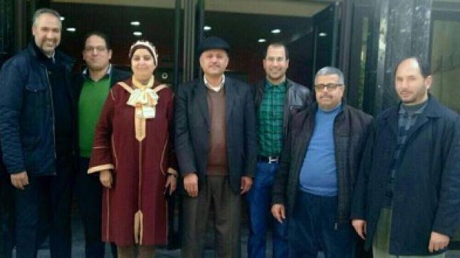 الإعلان عن  تأسيس المركز المغربي للأبحاث اللغوية  والأدبية والتربوية  بمدينة فاس