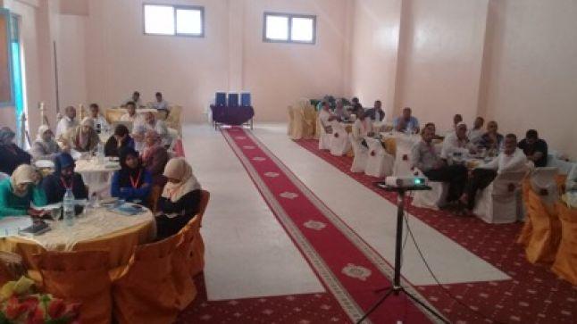 قسم العمل المدني بالقرويين ينظم الملتقى الثالث للتخصصات بالرشيدية