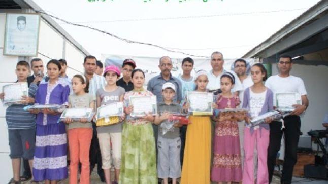 تاونات: جمعية أجيال صنهاجة تحتفل باختتام الموسم الدراسي