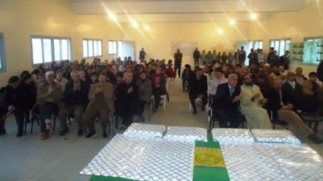 تاونات: جمعية اللواء الوردزاغ تكرم الأطر التربوية المحالة على المعاش بالجماعة