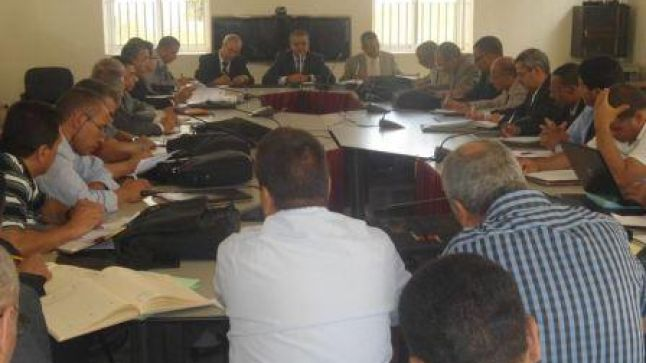 مكناس تافيلالت: لقاء جهوي لمواكبة وتتبع الدخول المدرسي الجديد 2013- 2014