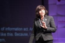 Vortrag von Birgitta Jónsdóttir auf der re:publica 2013