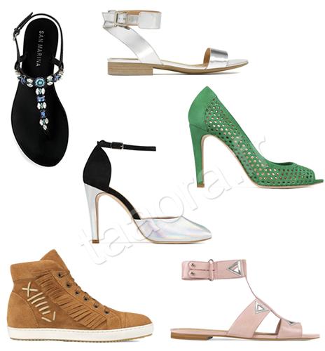 Chaussure Mode San Marina