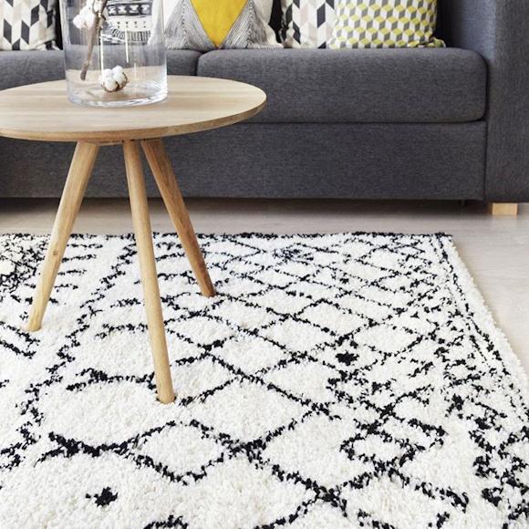 tapis style berbere a la fois