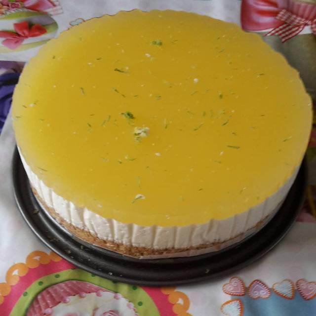 suusnfromthecorner kijk eens wat ik heb gemaakt cheesecake gintonic Helaashellip