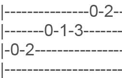Do-Majeur-ukulele-picking