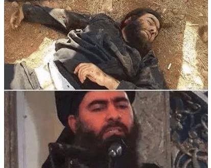 مقتل زعيم داعش