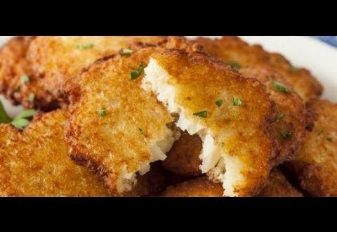 عجة بطاطس بسيطة وسهلة