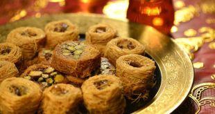 حلويات رمضانية باردة