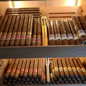 cigsor in armadio umidificato