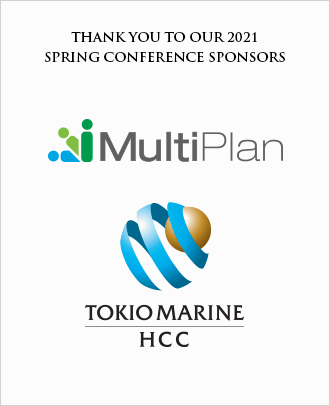 Thank you to our 2021 Spring Conference sponsors