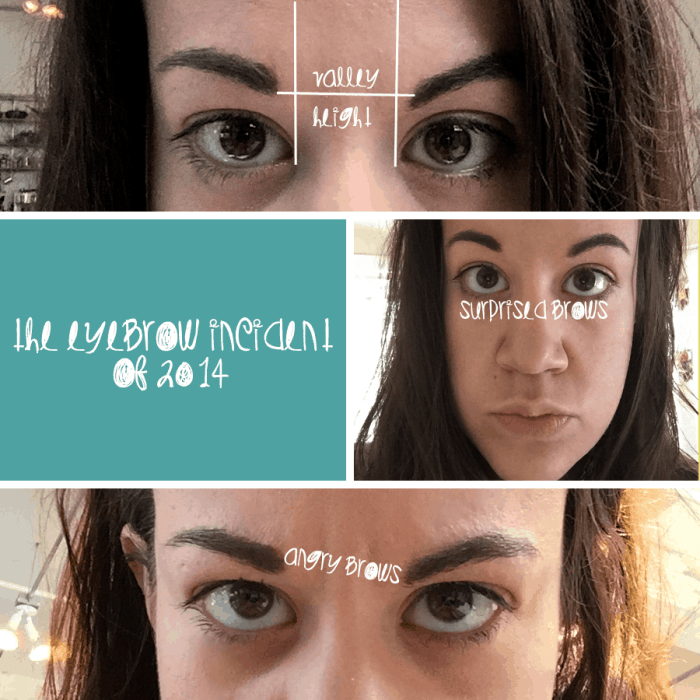 eyebrow arch analysis