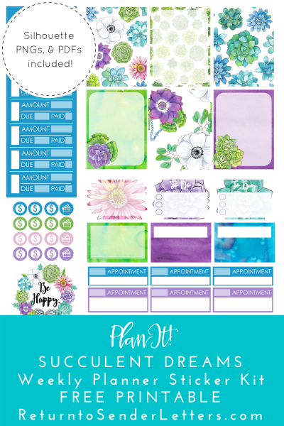 Dynamite image pertaining to free planner printable stickers