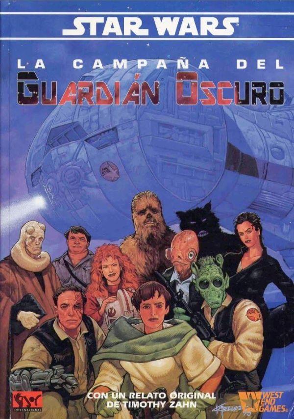 Star Wars d6 Guardián Oscuro