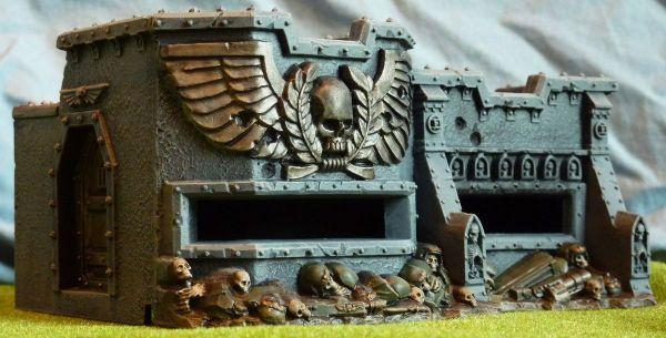 fortificaciones - bunker