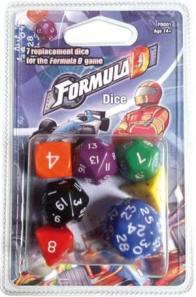 Formula D dice