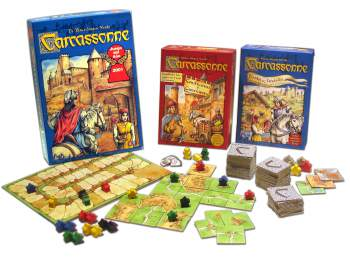Carcassonne clásico