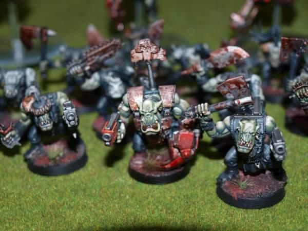 orkos - Escuela de batalla