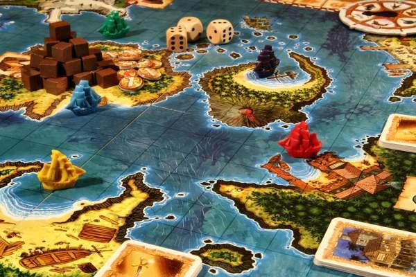 Partida del Pirate's Cove