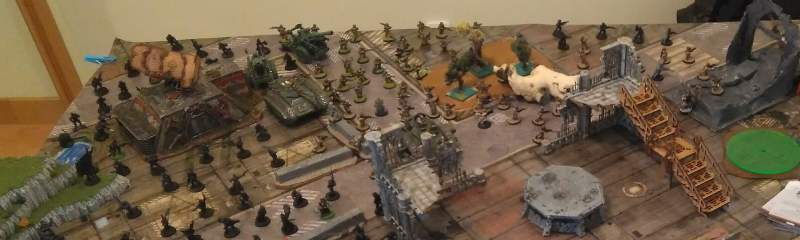 Infantería - Astra Militarum