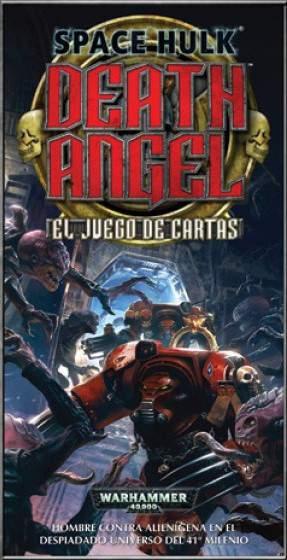Edición española del Space Hulk: Death Angel