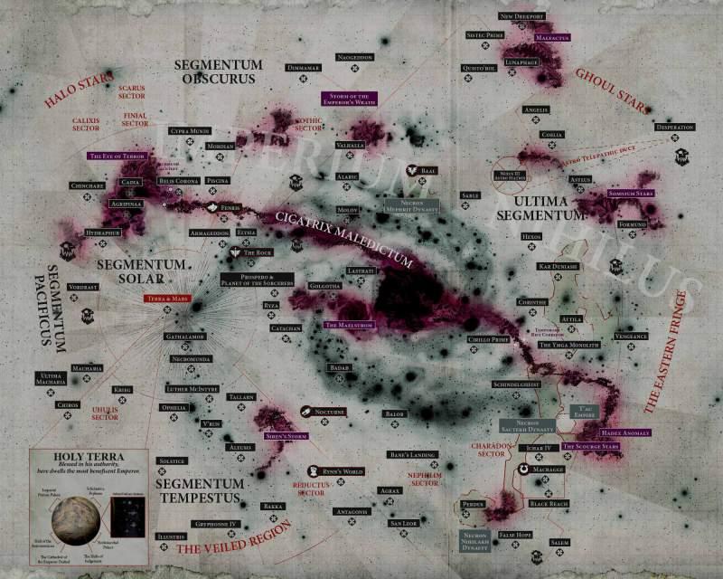 Mapa de 8ª edición