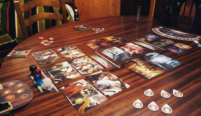 Despliegue del Mysterium