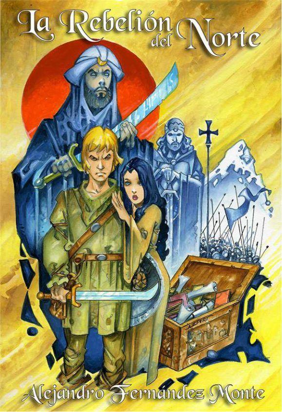 La rebelion del Norte – cubierta