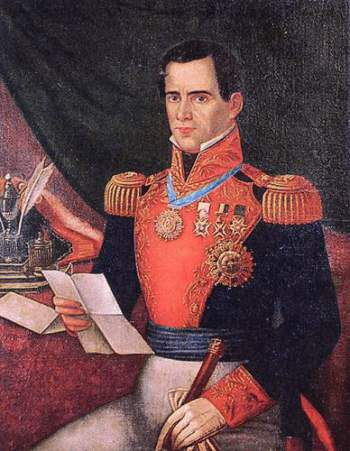 Santa Anna - El Álamo