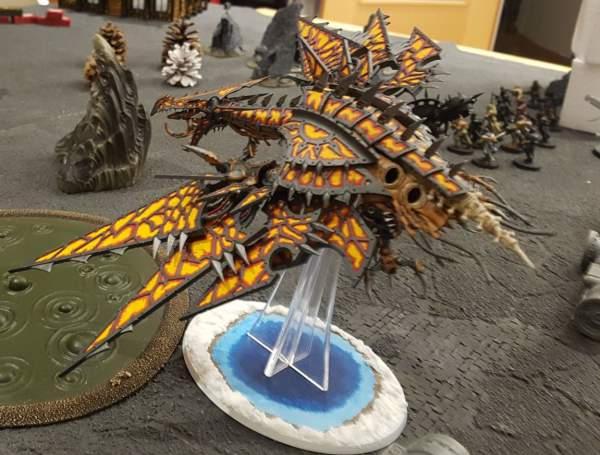 Helldrake - Legión Alfa