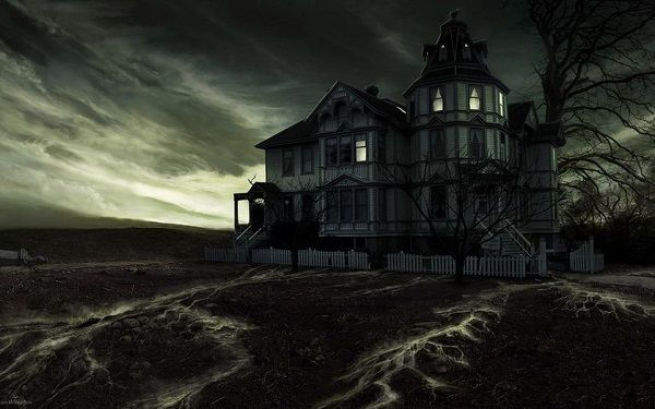 HIstorias de terror - Casa fantasma