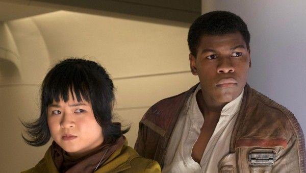 Los últimos jedi - Finn y Rose