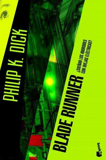novelas de cifi Blade Runner