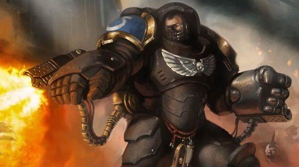 Deathwatch primaris agressor