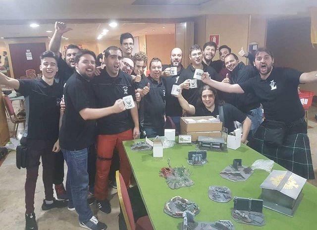 GT de Talavera - Pasote Team