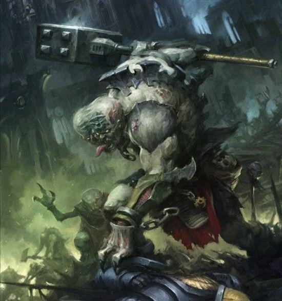 Cultos genestealers - Abominable