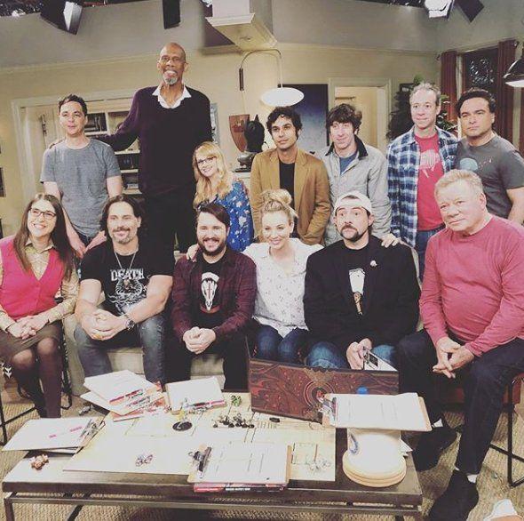 famosos que juegan al rol – Big Bang Theory