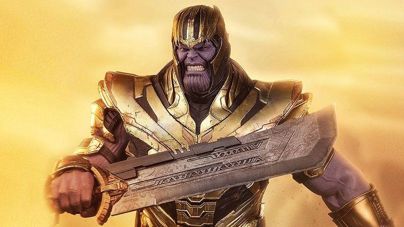 Vengadores Thanos