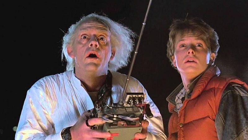 Magia de los 80 - Regreso al futuro