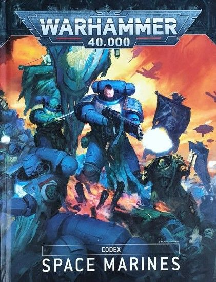 Codex de marines espaciales