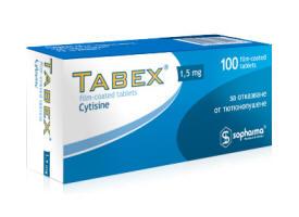 Tabex box